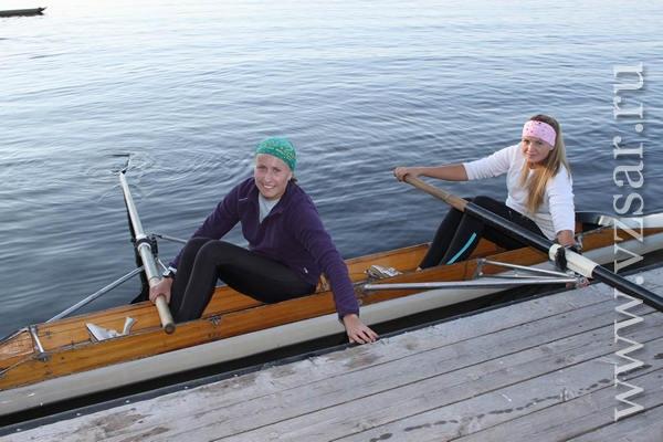 академическая гребля лодки фото