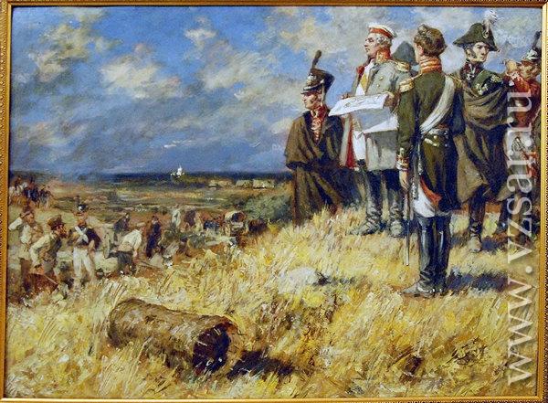 Полководцы отечественной войны 1812 года презентация выступления учащихся на