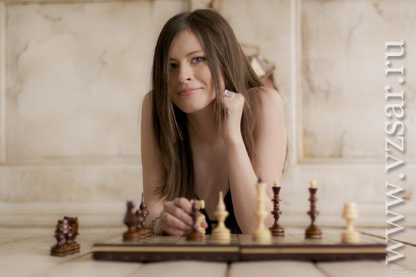 Украинская шахматистка Мария Музычук сенсационно вышла в финал чемпионата мира - Цензор.НЕТ 3430