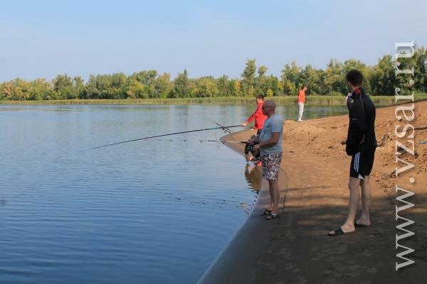 рыбалка саратов усовка