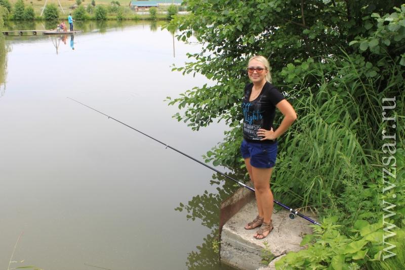 форелевая рыбалка в саратове