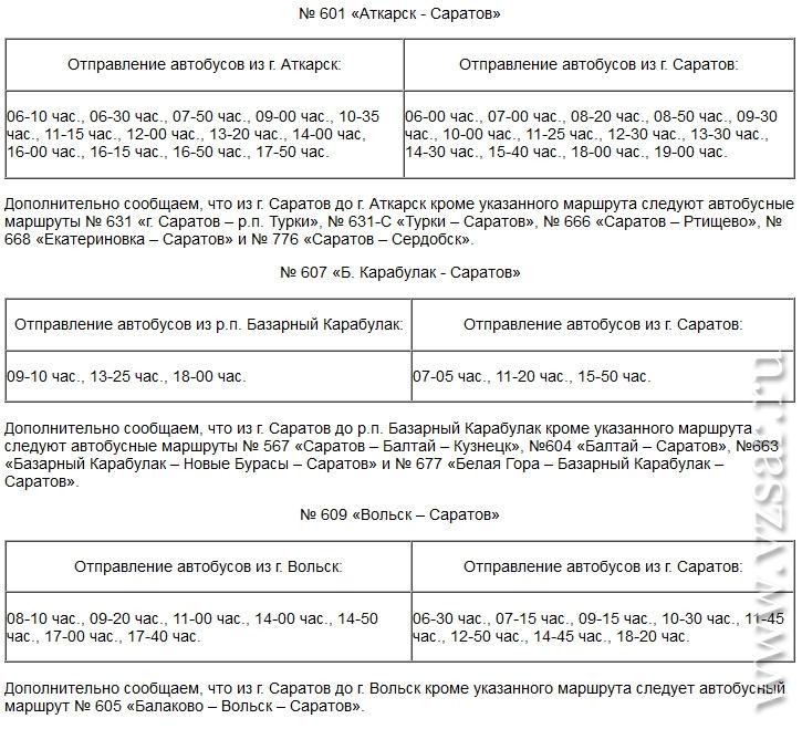 автовокзал саратов расписание автобусов украинцы хотят