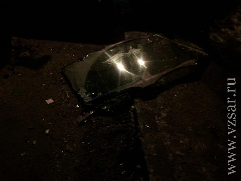 Инкассаторы попали в аварию в саратове