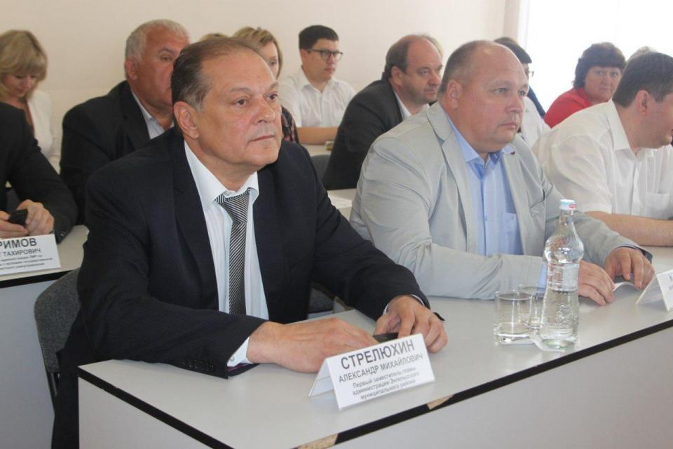 Александр Стрелюхин: «Яценю влюдях профессионализм, честность, порядочность»