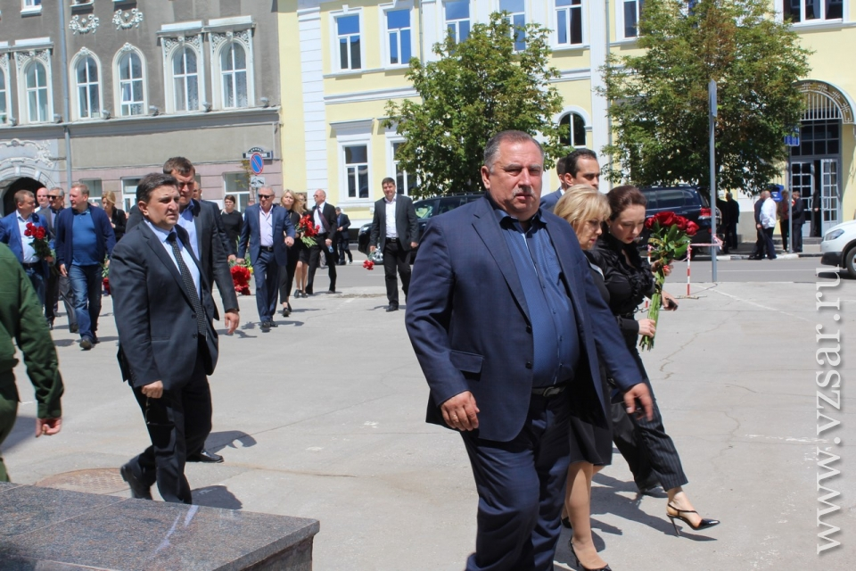 Скончался депутат Государственной думы и прошлый мэр Саратова Олег Грищенко