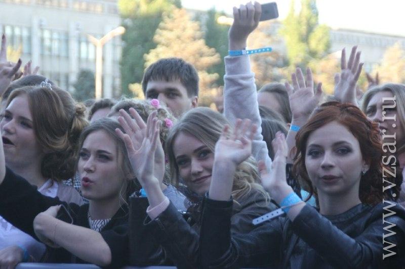 ВСаратове проходит «Роза Ветров-2017»