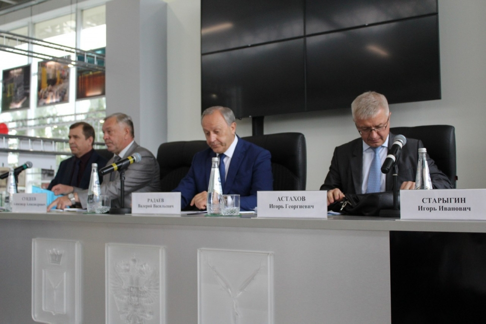 Валерий Радаев: Нам нужен третий мост через Волгу
