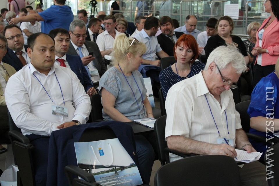 Валерий Радаев: «Нам нужен третий мост через Волгу»