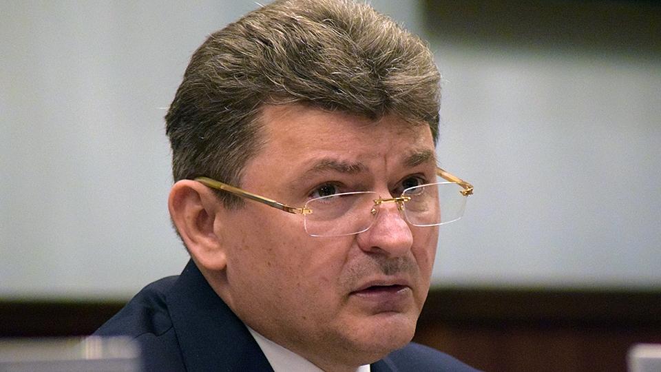 ВККС рассмотрит прошение Василия Тарасова оназначении вВоронежский облсуд