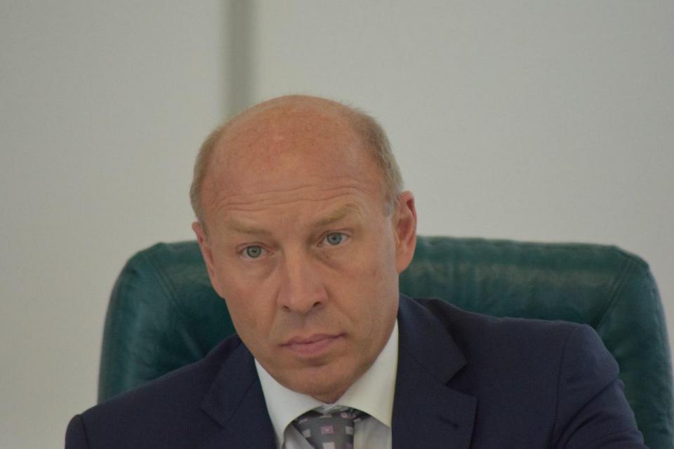 Валерий Радаев зарегистрировался навыборы губернатора Саратовской области