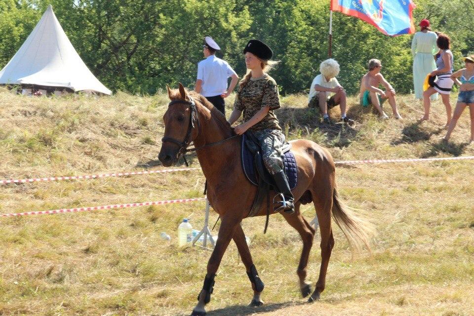 ВБалашовском районе состоялся традиционный «Казачий разгуляй»