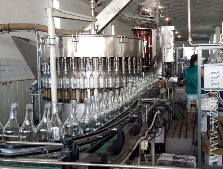 Росалкогольрегулирование обнаружило около 1 млн бутылок нелегального алкоголя вСаратове
