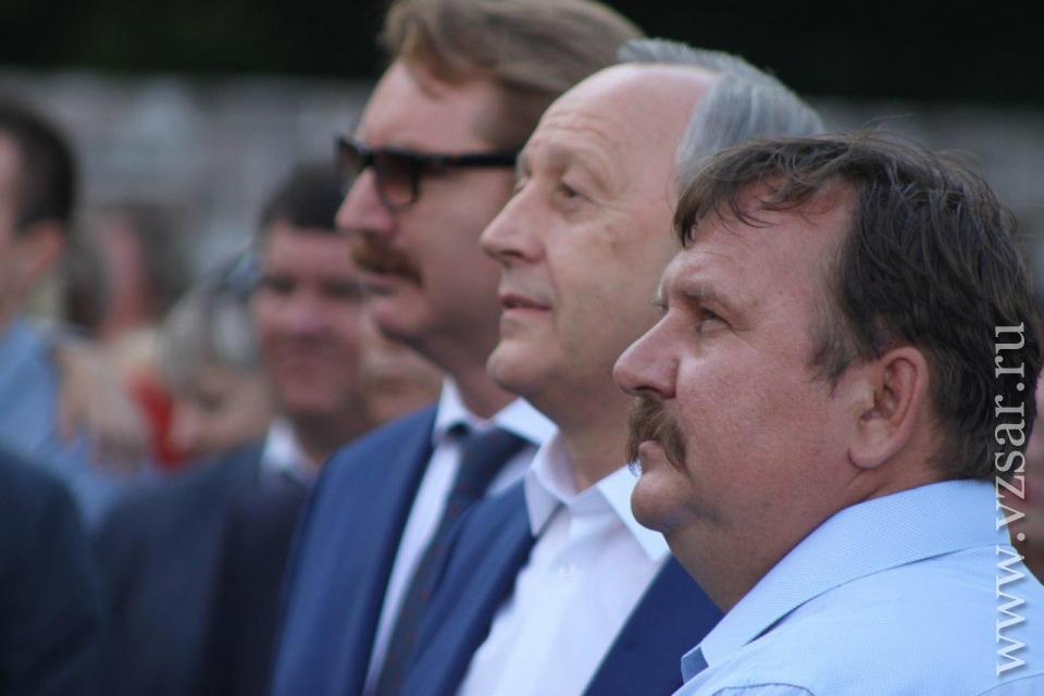СпикерГД принял участие воткрытии фестиваля «Театральное Прихопёрье»