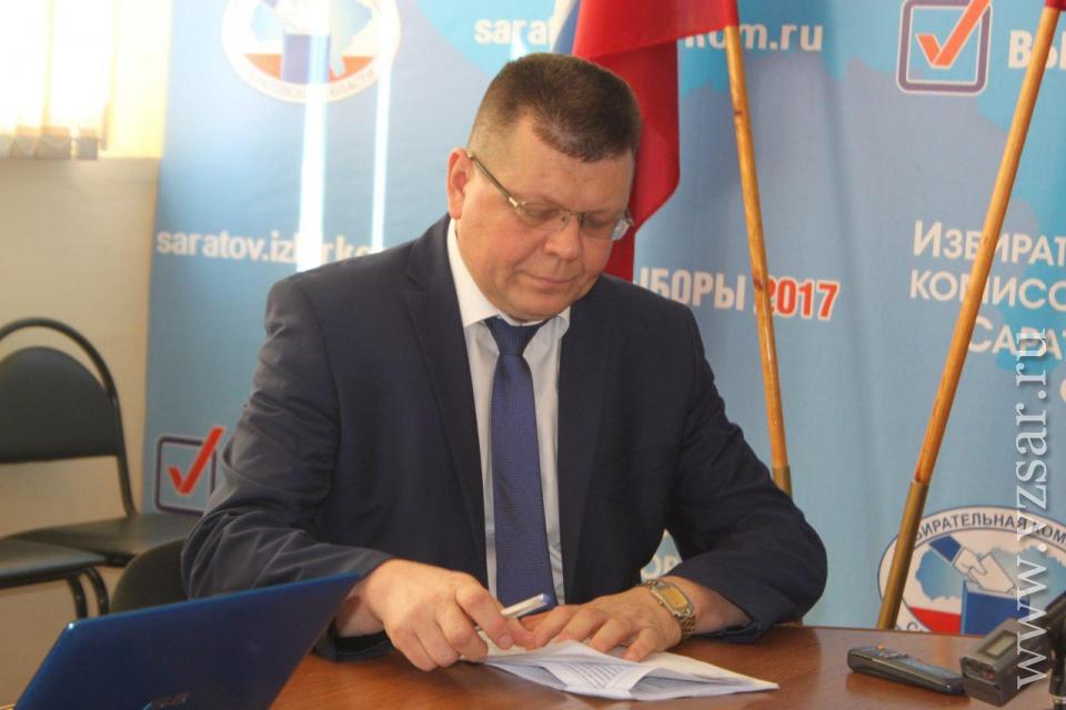 Избирательные участки открылись вСаратовской области