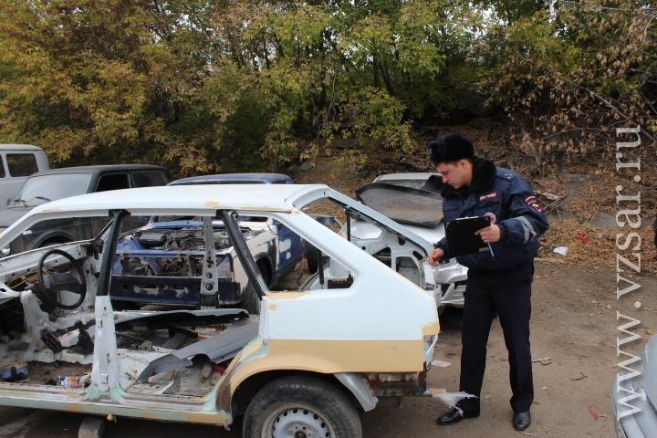 ВСаратове оштрафовали 148 нарушителей правил парковки