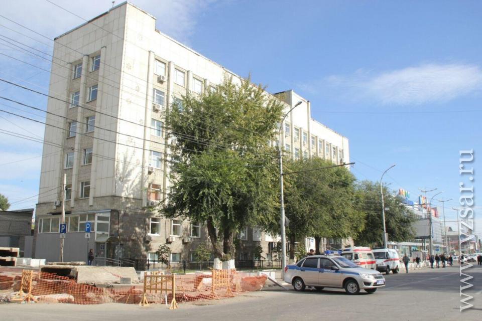 ВСаратове вновь говорили о минировании неменее 20 зданий