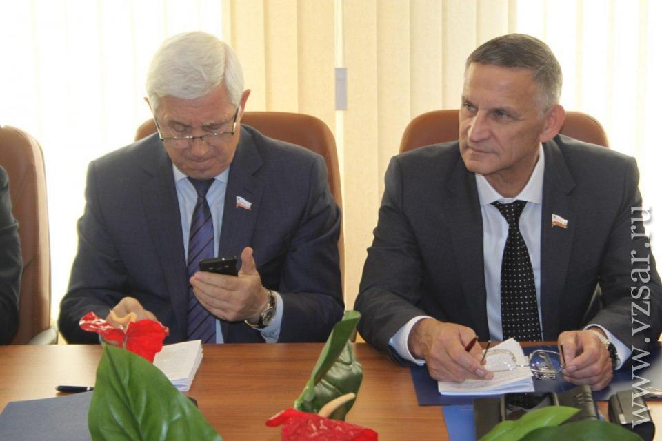 Разделкин переназначен напост зампреда саратовского руководства