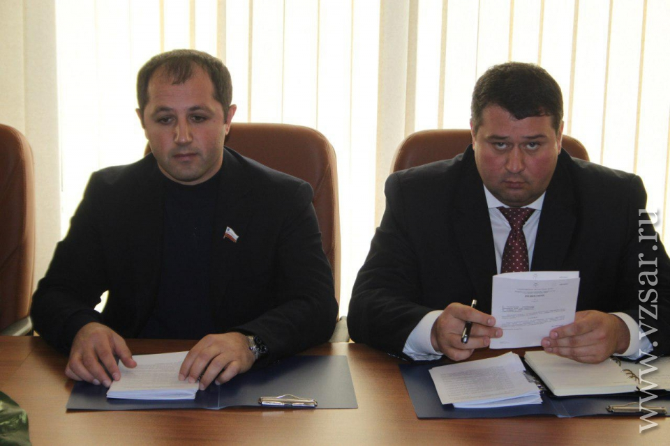Парламентарии утвердили вдолжности четырех зампредов руководства региона