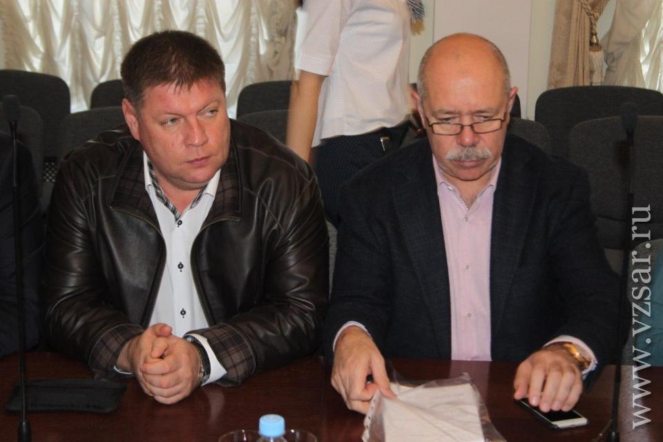 Конкурс поотбору претендентов  напост руководителя  Саратова пройдет 3ноября