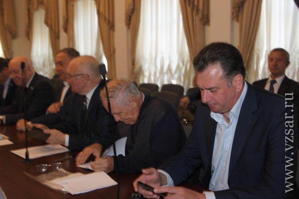 Народные избранники согласились выбрать нового руководителя Саратова 3ноября
