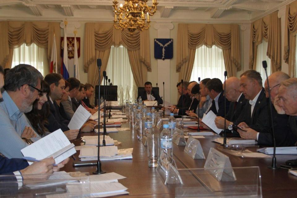 Сформирована конкурсная комиссия повыборам руководителя Саратова