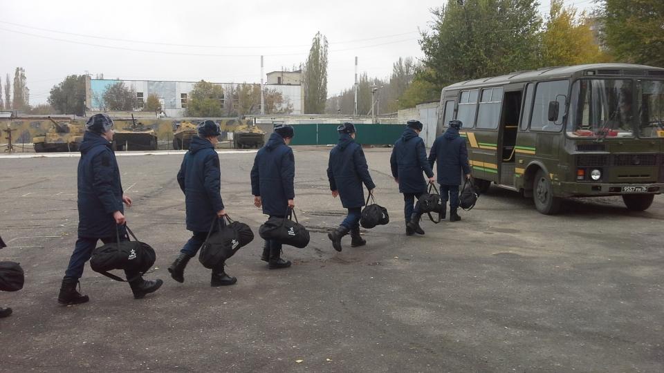 Москва отправляет наслужбу вроссийскую армию 6,5 тыс. призывников