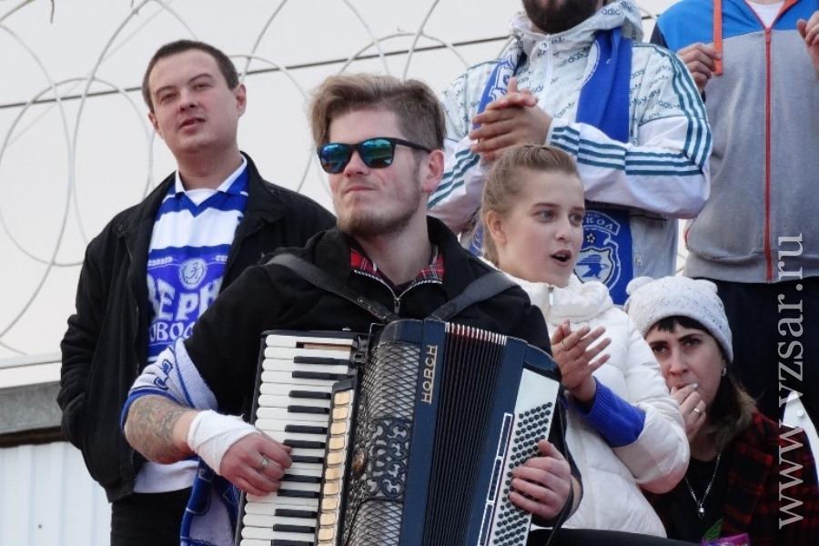 «Сокол» вСаратове потерпел разгромное поражение от«Рязани»