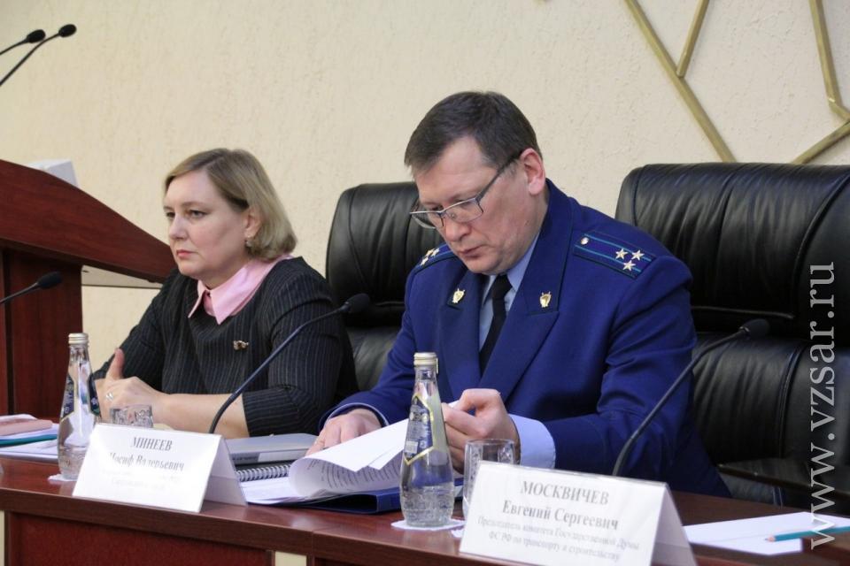 Вячеслав Володин призвал сдать аэропорт под Сабуровкой качественно ибез доаботок