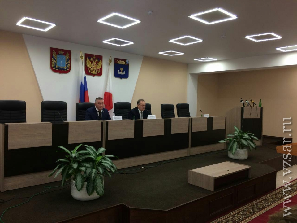 Напост руководителя Балаковского района одобрили 2-х претендентов