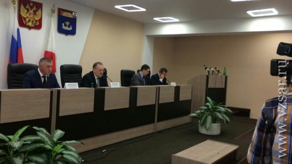 Названы претенденты напост руководителя Балаковского района