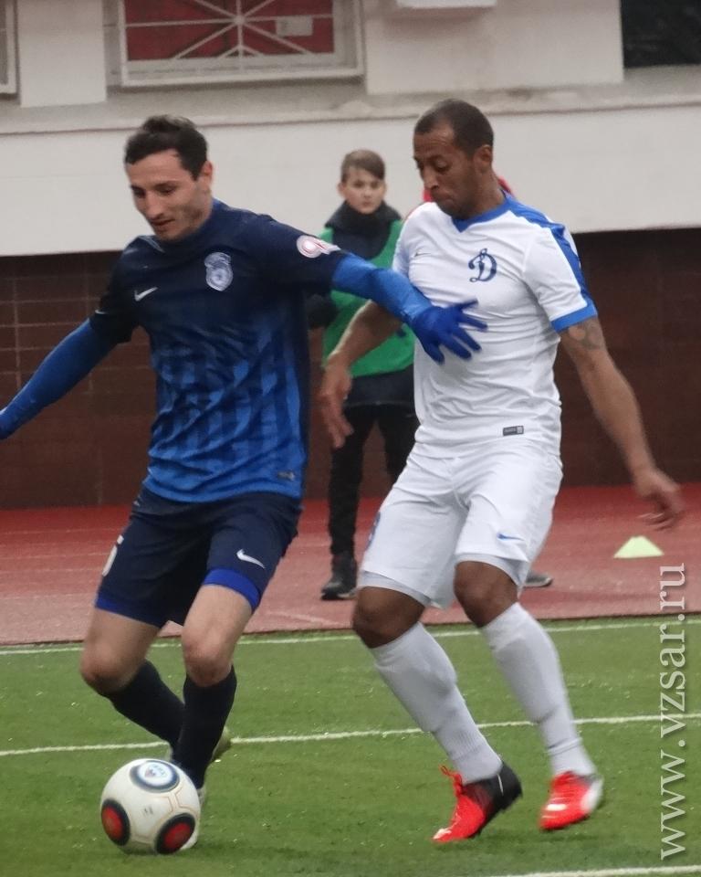 «Сокол» одержал победу последний домашний матч года