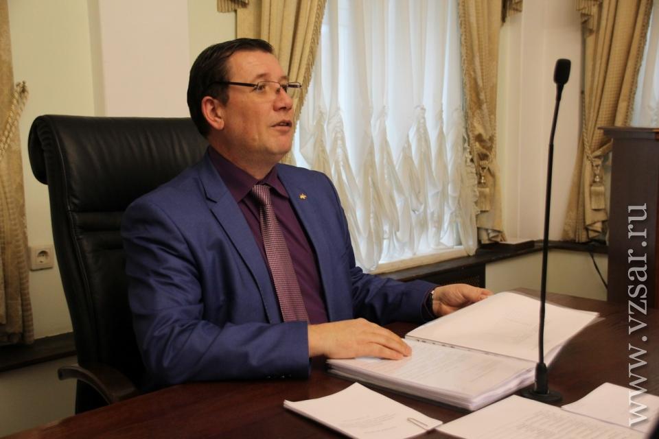 Нового руководителя  Саратова выберут тайным голосованием навнеочередном совещании  думы