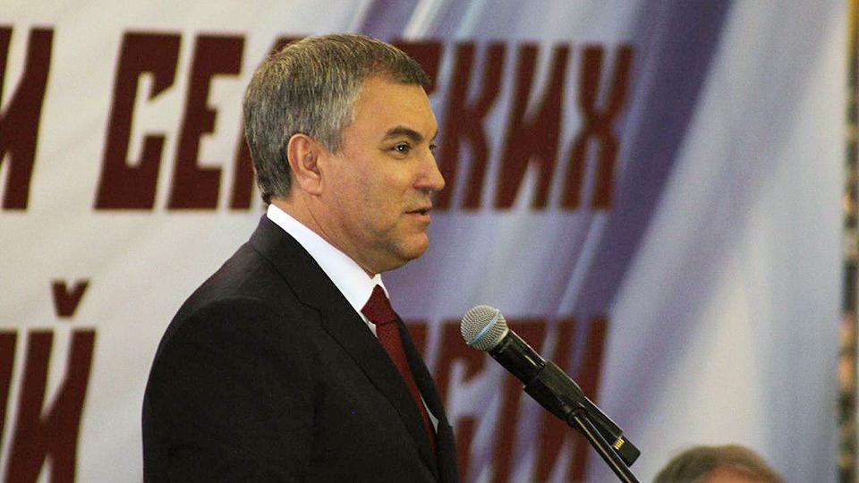 Завтра Вячеслав Володин проведет вторую встречу смуниципальными депутатами