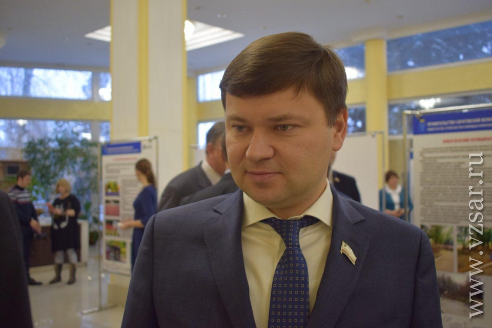 Валерий Радаев выбрал Саратов вголосовании за удобную городскую среду