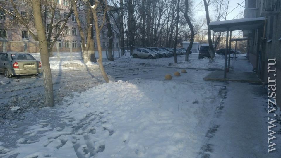 В 3-х районах Саратова аварийно отключили холодную воду