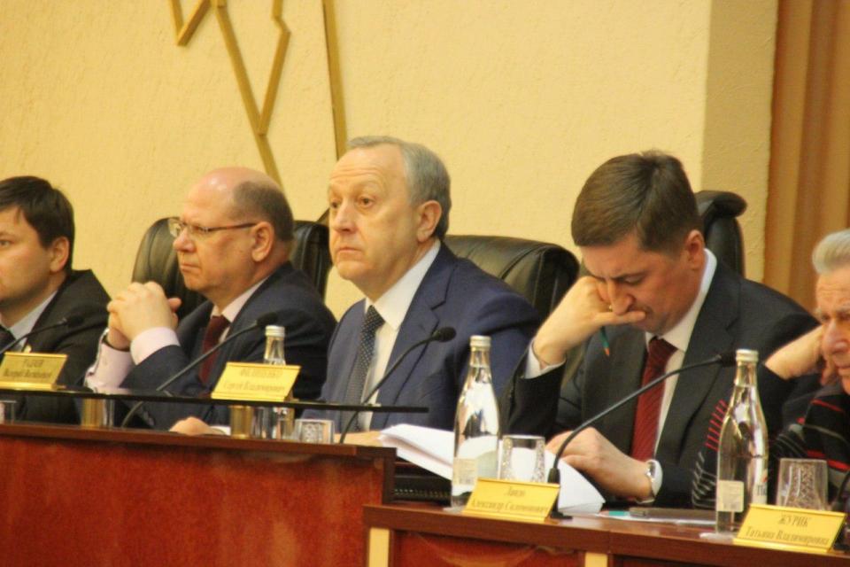 Радаев остался доволен суперсовременными котлами вдомах «Новостроя»