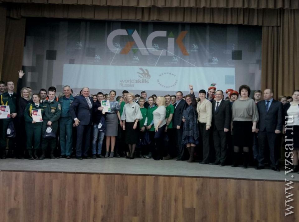 Студентка Энгельсского медколледжа одолела в областном чемпионате WorldSkills Russia