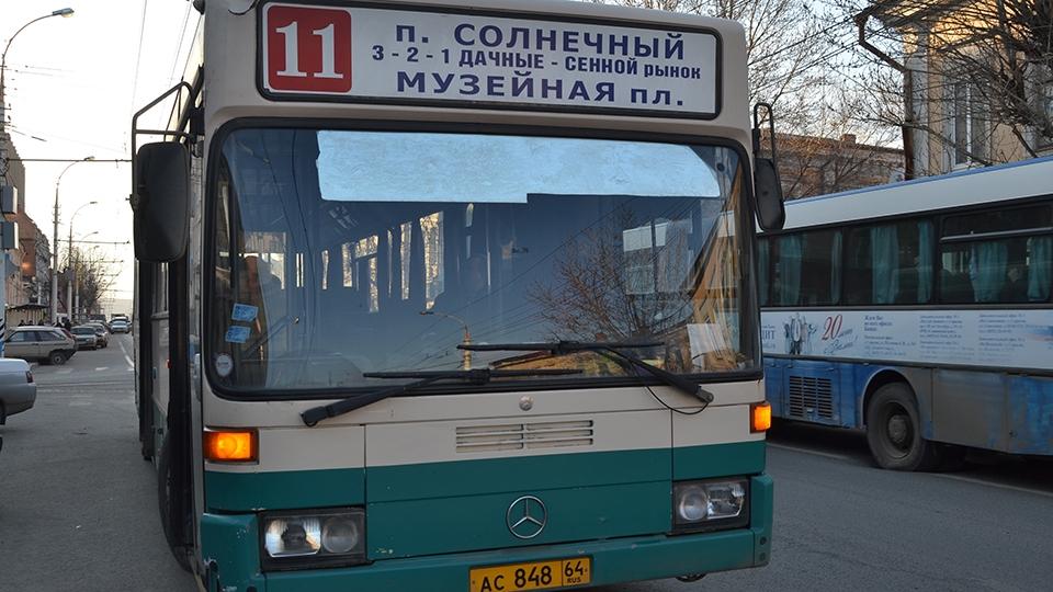 ВСаратове посоветовали поднять цену напроезд втроллейбусах итрамваях