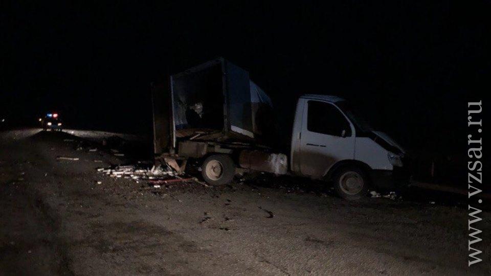 Нетрезвый шофёр «Газели» спровоцировал серьезную трагедию натрассе под Саратовом