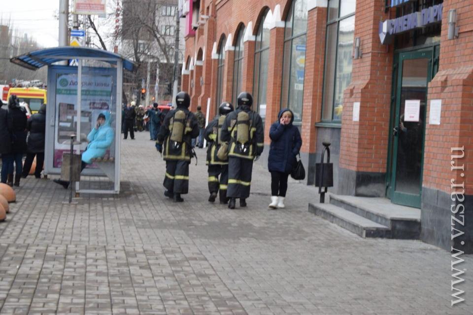 Изторгового центра «Триумф Молл» эвакуировали гостей