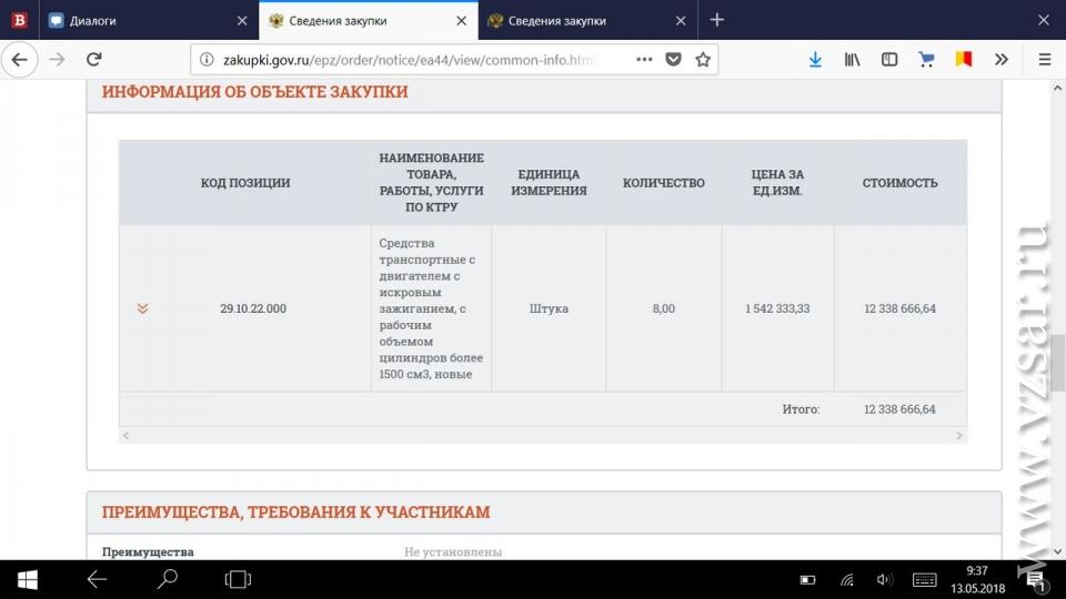 Чиновники Саратовской области захотели приобрести  18 иномарок на30,9 млн руб.