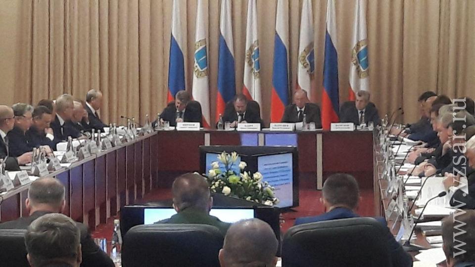 Николай Патрушев открыл заседание Совбеза в Саратове 1750 7 15 мая 12:28