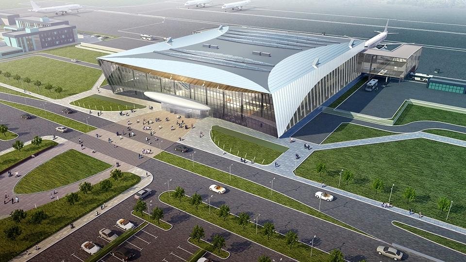 """Новый саратовский аэропорт официально получил название """"Гагарин"""""""