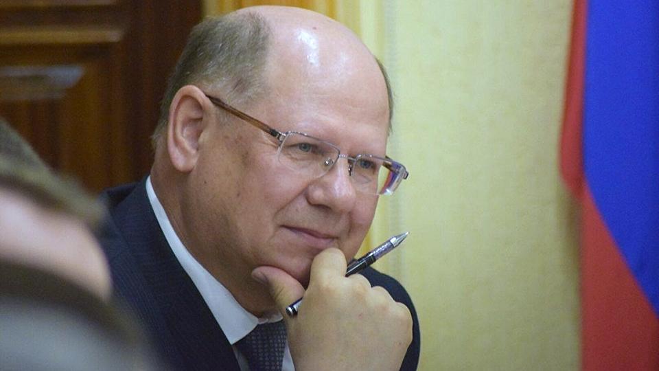 Александр Котов занял 12 место врейтинге «Медиалогии» среди глав заксобраний РФ
