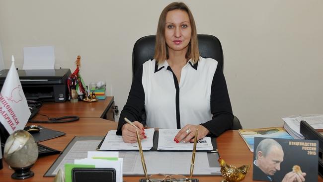 Наталья Тапилина