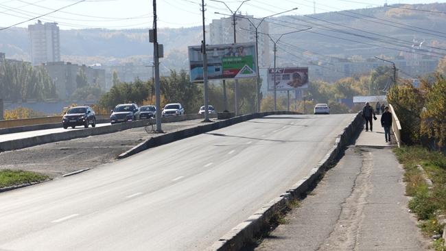 мост на Навашина (Техническая)