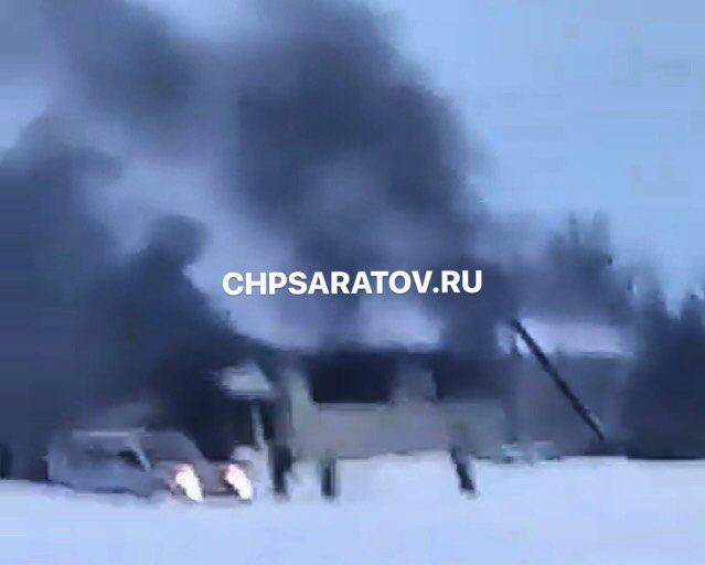 ВСаратовской области из-за взрыва газа вкафе пострадали 35 человек