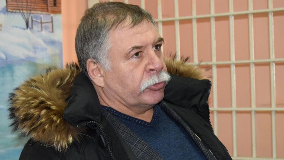 председатель ОНК Владимир Незнамов