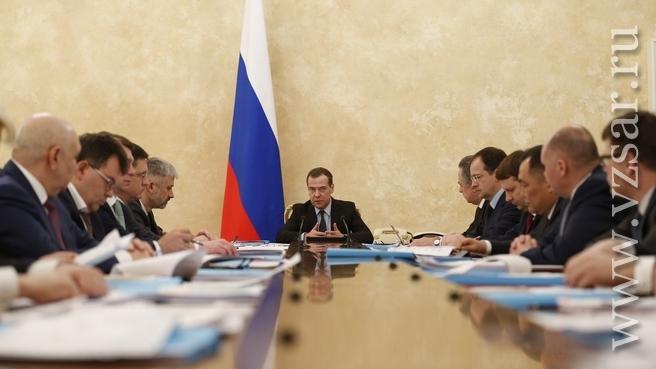 Медведев назвал Зауралье одним изсамых сложных регионов РФ