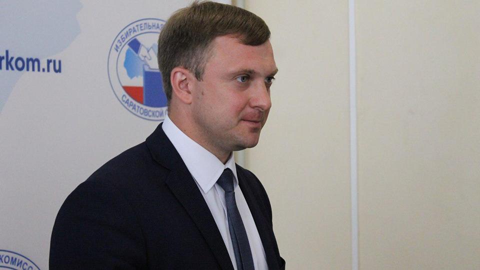 Новым секретарем Саратовского облизбиркома стал Александр Милованов